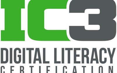 IC3 – Internet și competențe TIC de bază