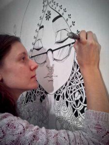 Evelyne Krall- freelancer Designer Grafic