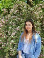 Luana Găloiu - absolventă Administrator de Proiect WOMEN4IT